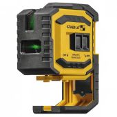 Stabila LAX300G Cross Line Laser + Plumb Points
